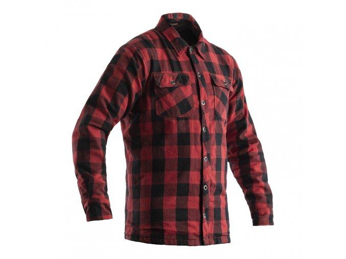 2115 Lumberjack Shirt RED 01