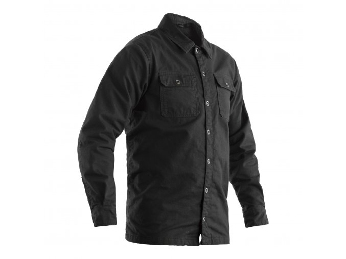 2214 Heavy Duty Aramid Lined Shirt TEX JKT GRY 01