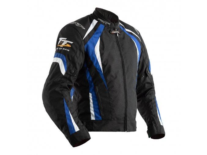 2237 IOM TT Grandstand TEX JKT BLU 01
