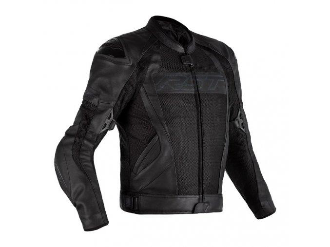 2526 tractech evo 4 leather mesh jacket black 001