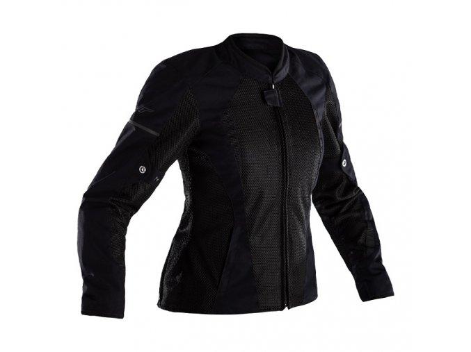 2575 f lite CE ladies textile jacket black 001