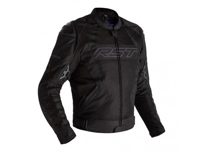 2585 tractech evo 4 mesh lightweight CE mens textile jacket black 001