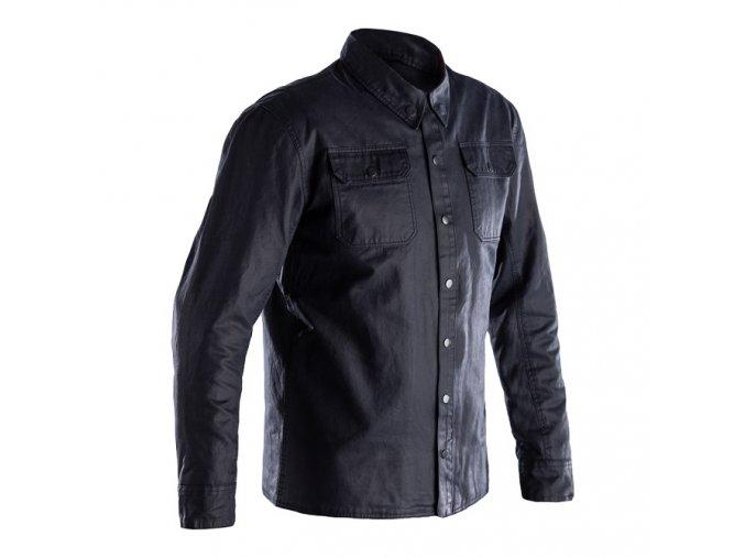 2725 RST x kevlar district wax CE mens textile shirt graphite 001