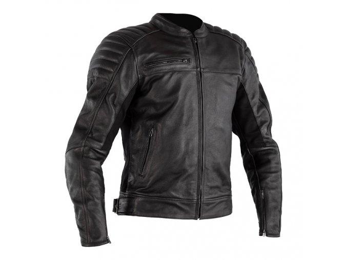 2740 fusion airbag leather jacket black 001
