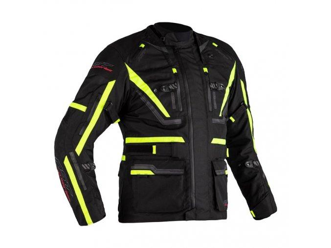 2561 pro series paragon 6 airbag mens jacket flo yellow 001