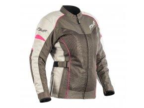 RST 2059 Gemma II Vented CE Ladies Textile Jacket GUN-12