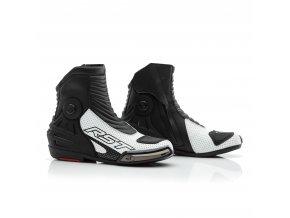 2341 Tractech Evo III Short Boot WHI 01