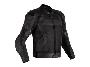 2526 tractech evo 4 leather mesh jacket black 001