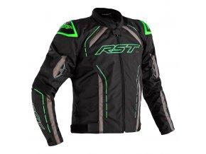 2559 S1 textile jacket green 001