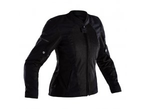 2575 f lite CE ladies textile jacket black 001