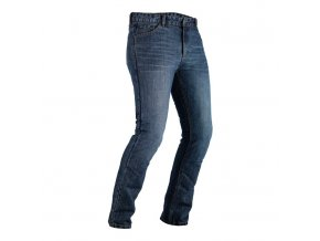 2613 RST x kevlar single layer CE mens textile jean blue 001