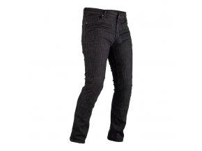 2614 RST x kevlar tapered fit CE mens textile jean black denim 001