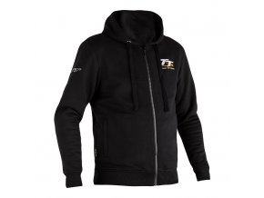 2730 iom tt zip through reinforced ce m tex hoodie black 001