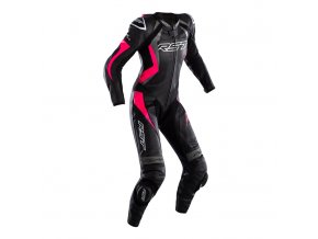 2535 tractech evo 4 CE ladies leather suit pink 001