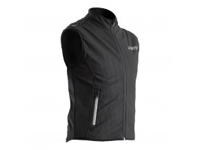 1831 Wind Block Thermal Gilet BLK 01