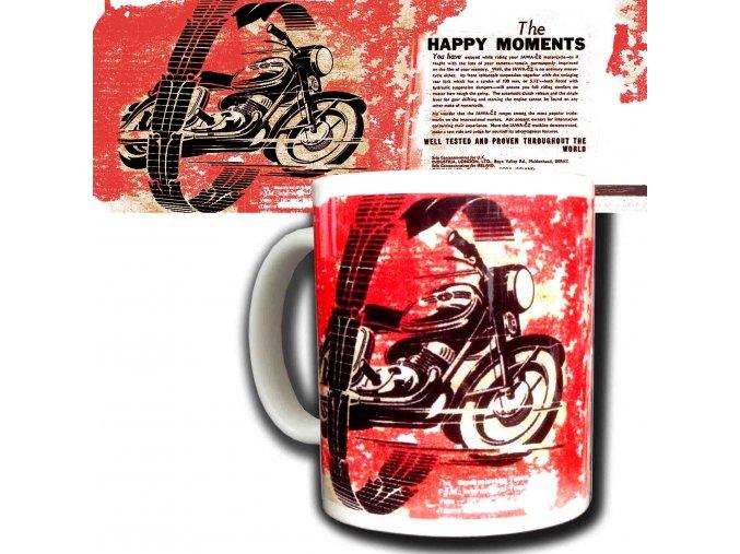 Jawa Happy červená