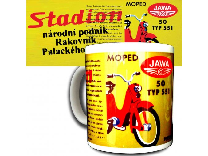 Moped Stadion typ 551