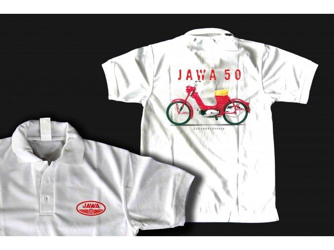 Jawa 50 550 Pařez