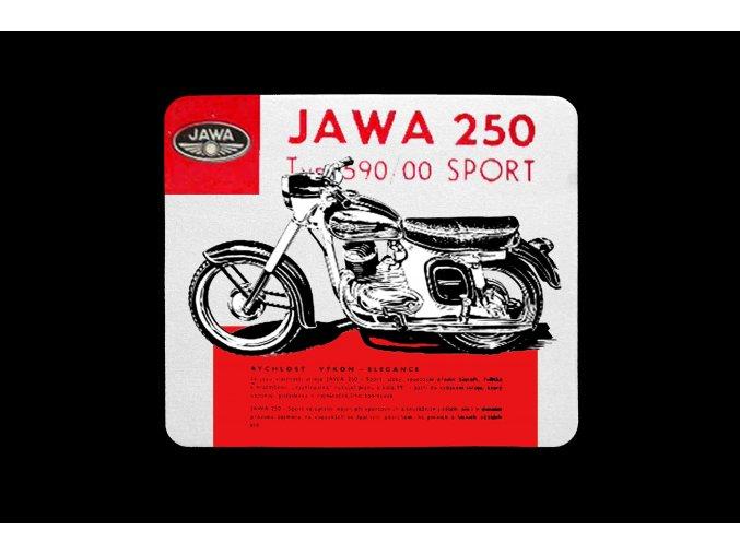 Jawa 250 Sport kopie