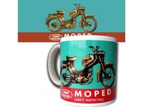 Moped lahký motocykel
