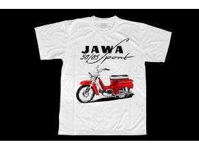 Jawa 50 Pincek červený