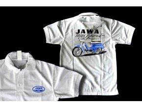 Jawa 50 Sport Pincek Modrý