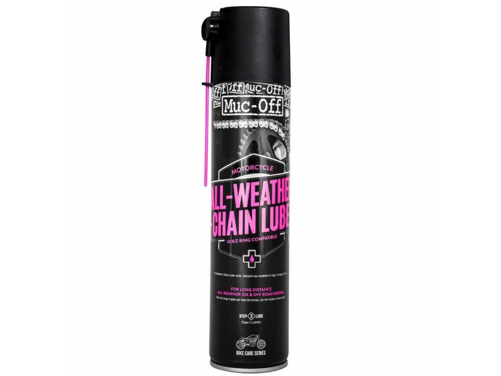 """alt="""" All-Weather chain lube MUC-OFF"""""""