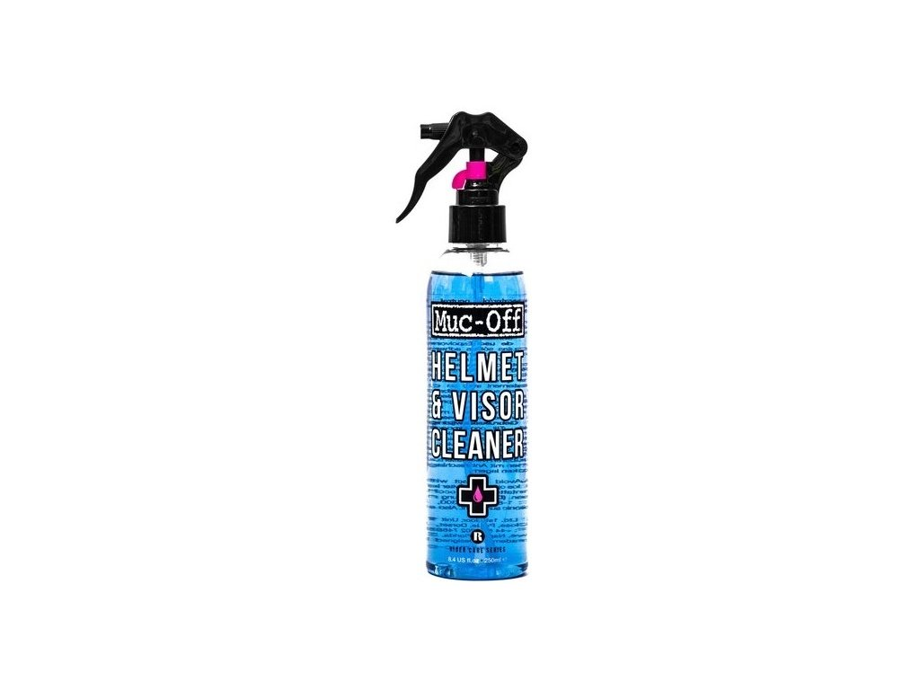 "alt=""MUC-OFF čistič HELMET & VISOR CLEANER RE-FILL"""