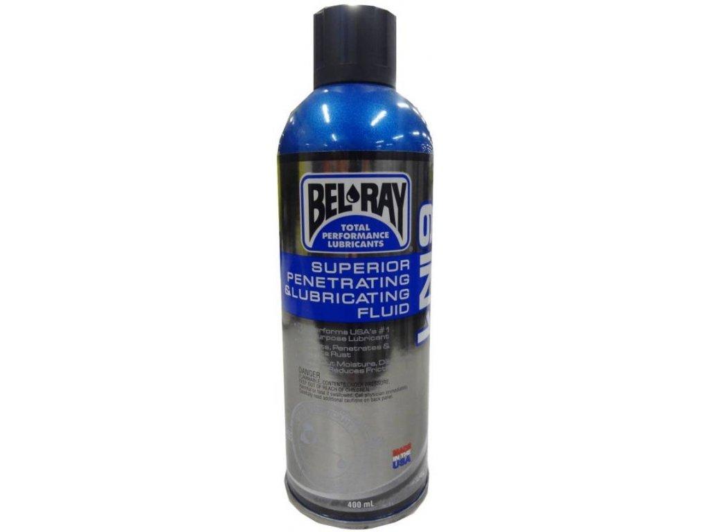Víceúčelové mazivo Bel-Ray 6 IN 1 (400ml sprej)