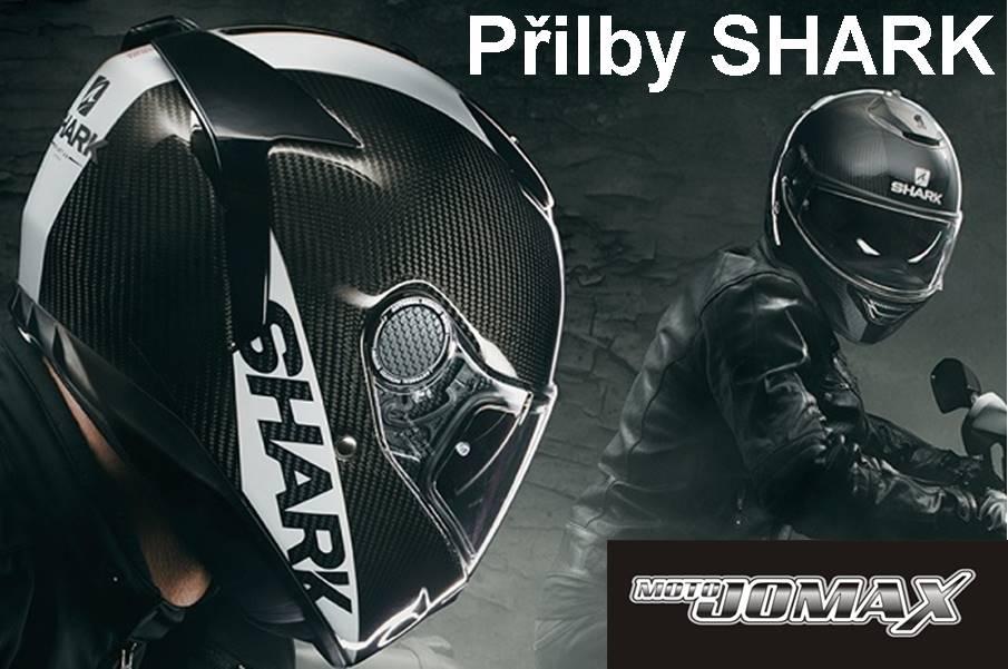 Přilby SHARK