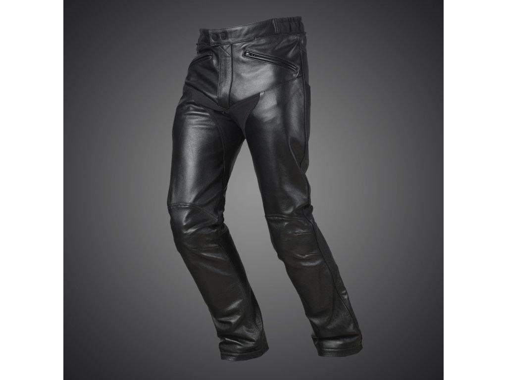 325e7a74d82 Kožené kalhoty 4SR Monster black - MOTOJOMAX