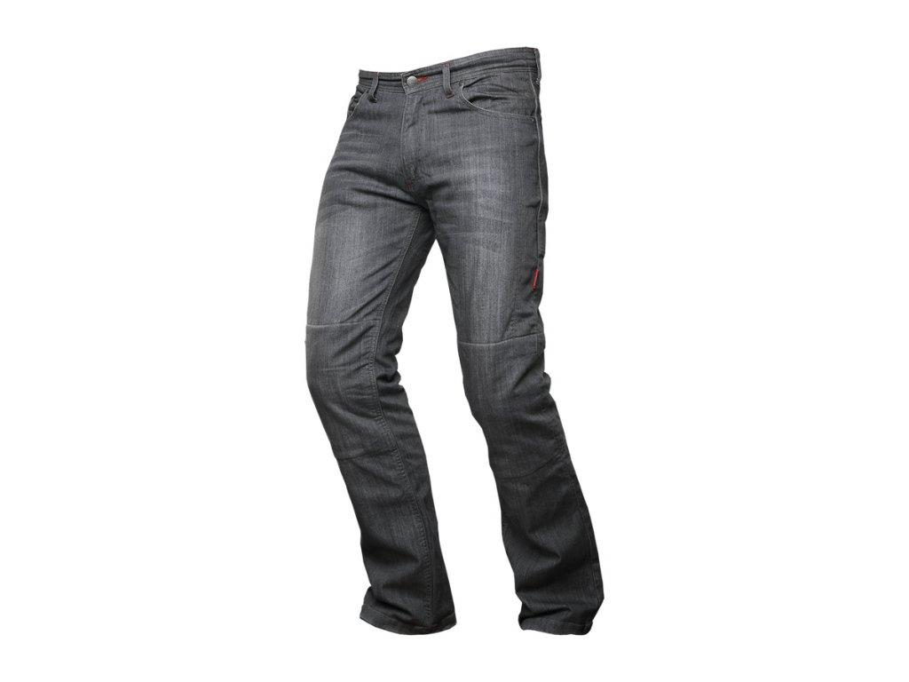 KALHOTY 4SR Cool Grey kevlar jeans 1