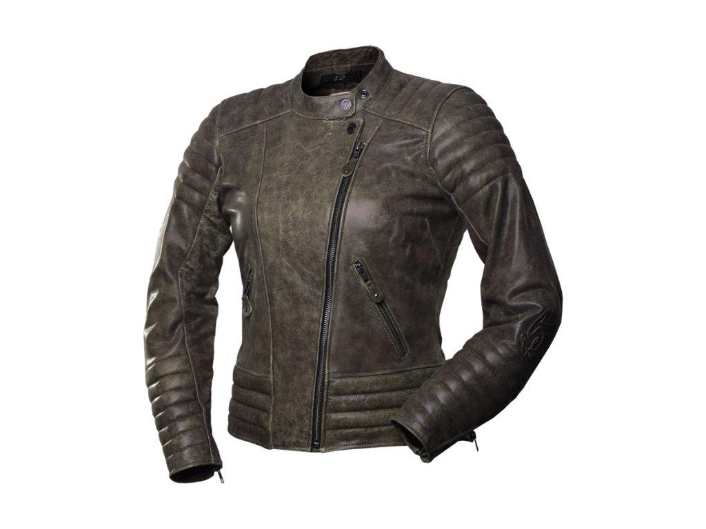 bunda na motorku 4SR Cool Lady Retro jacket 1