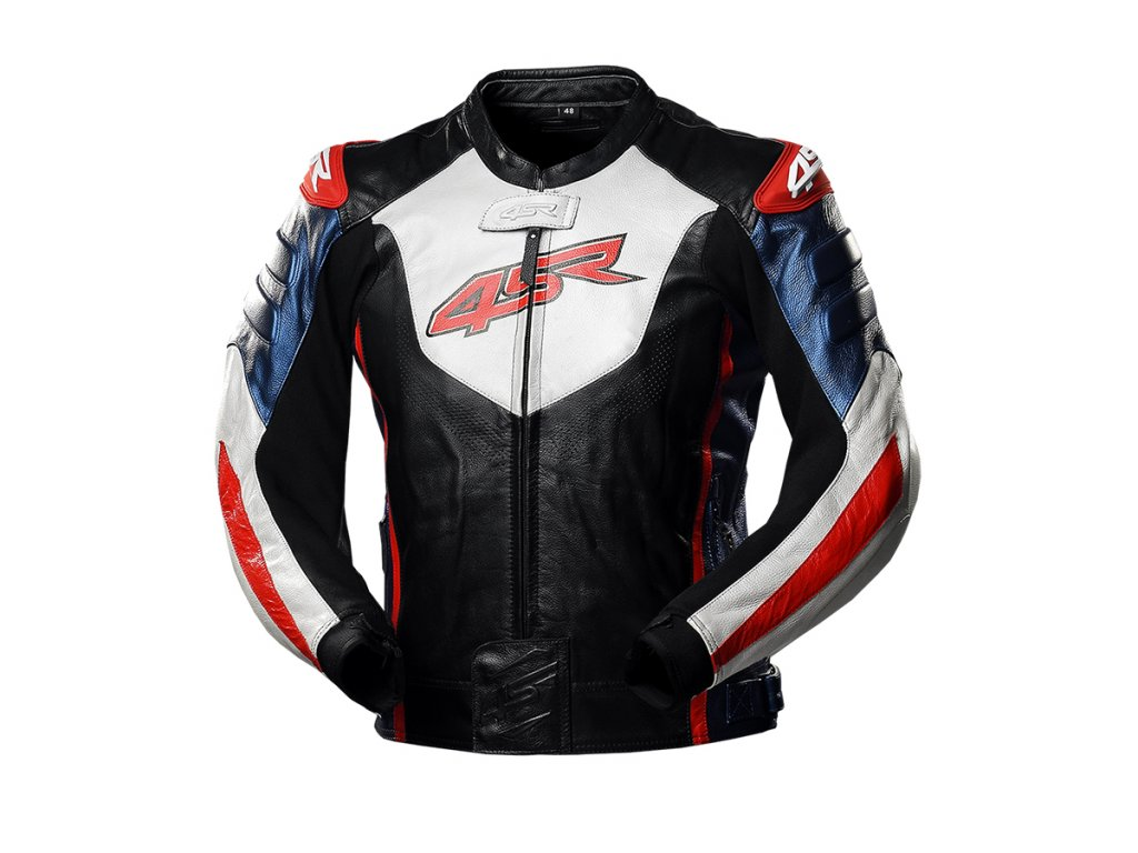 bunda na motorku 4SR TT Replica jacket Tricolor 1