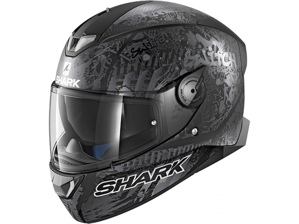 Prilba SHARK SKWAL 2 Switch Riders KAS