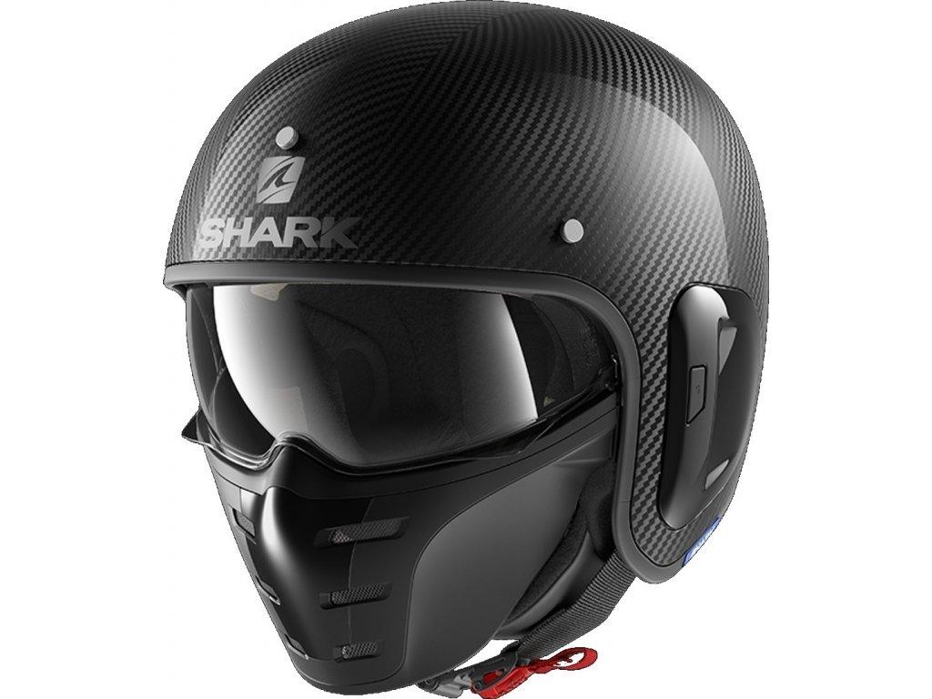 Prilba SHARK S DRAK Carbon Skin DSK