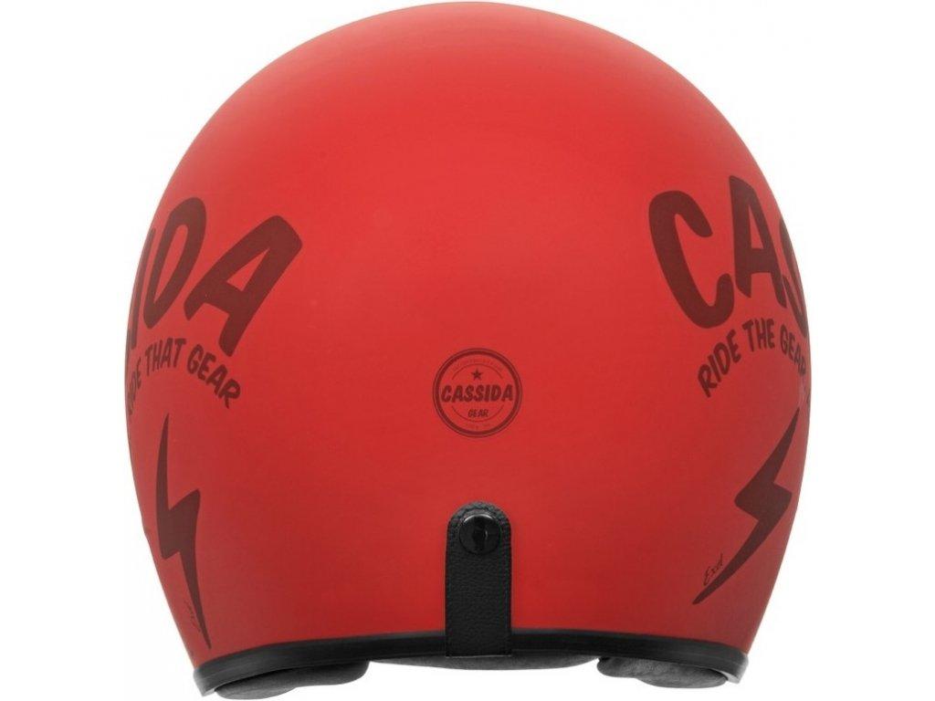 oxygen gear matt red cassida 1 w460 h4603