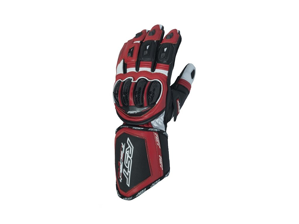 rukavice 2579 tractech evo ce gloves red