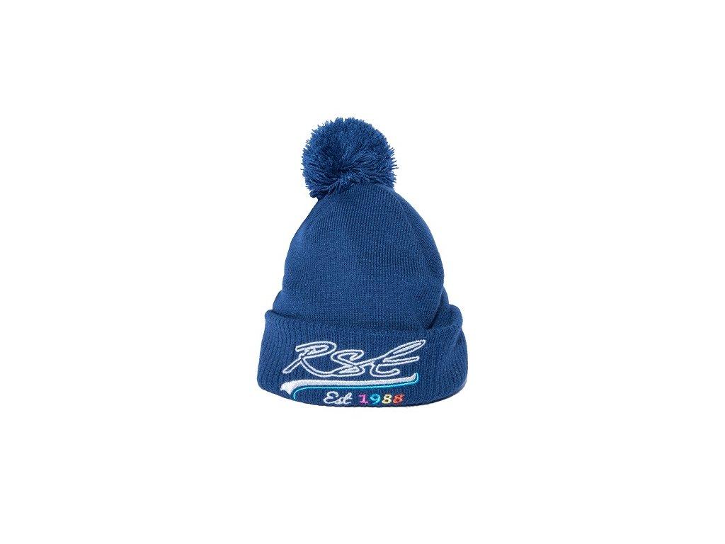 čepice 0185 blue