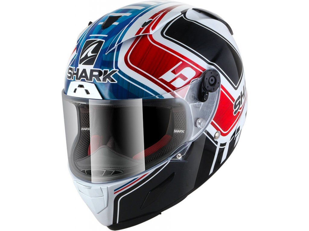 Prilba SHARK RACE R PRO ZARCO GP France WBR