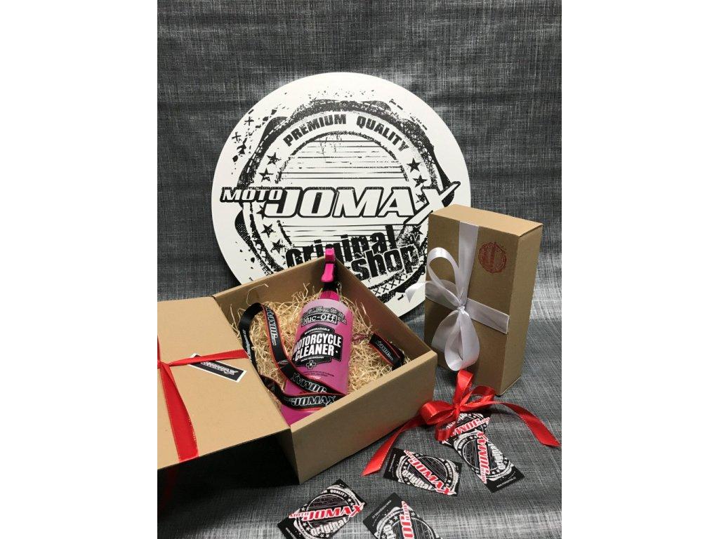 vánoční balíček mucoff