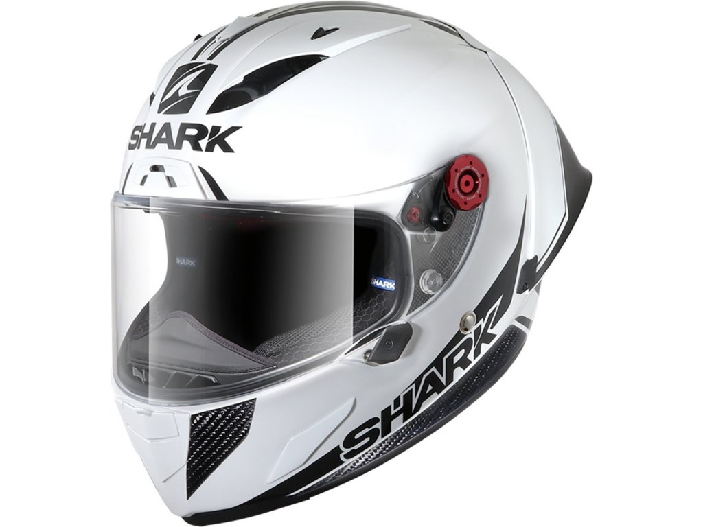 Prilba SHARK RACE R PRO GP 30th Anniversary white WDK