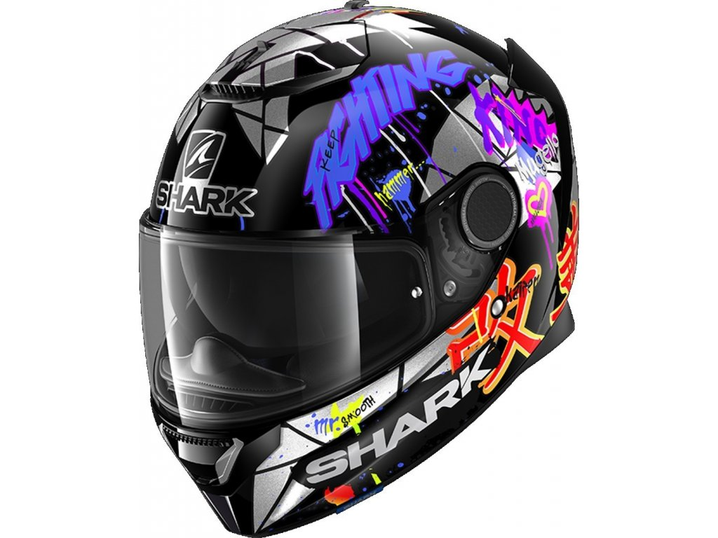 Prilba SHARK SPARTAN Carbon Lorenzo Catalunya GP DXR