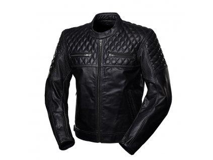 bunda na motorku 4SR Scrambler Petroleum jacket 1
