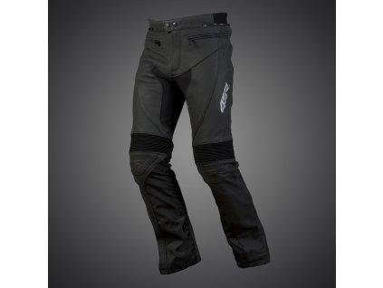 Kožené kalhoty 4SR Naked black mat