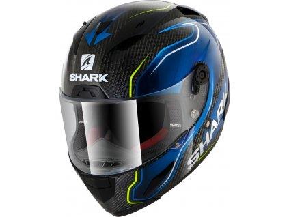 Prilba SHARK RACE R PRO Carbon GUINTOLI DBY