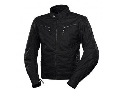 bunda na motorku 4SR Waxed Classic jacket 1