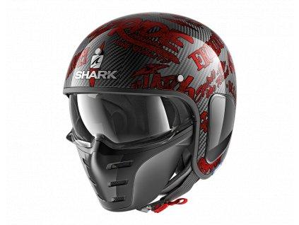 Prilba SHARK S DRAK Freestyle cup DRR