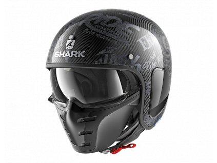 Prilba SHARK S DRAK Freestyle cup DAA