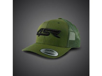 kšiltovka 4sr team green 1